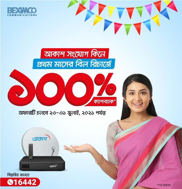 Post Eid 100% Cashback Campaign